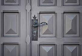 Klasszikus beltéri ajtó