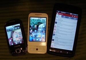 Az android okostelefon jó választás