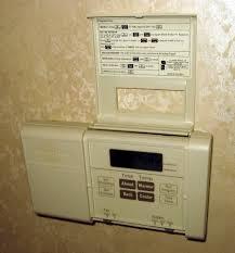 Fan-coil termosztát, az egyszerűbb kezelhetőségért
