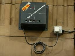 Elektromos rágcsálóriasztó