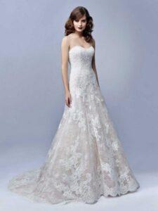 Tiana Esküvői Ruha weboldalán